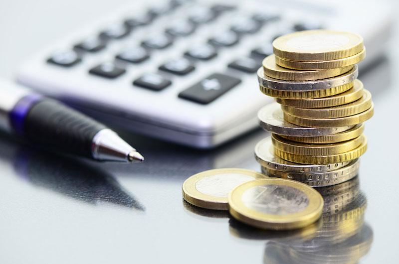 Geldstapel OMS_Mehrwertsteuer